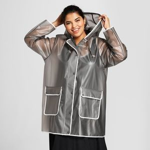 NWOT! Woman's rain jacket